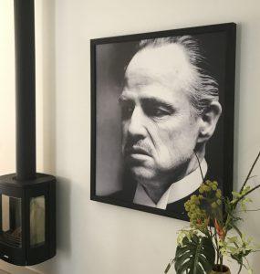 doek van The Godfather